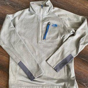 North Face Men's Pullover Fleece Jacket